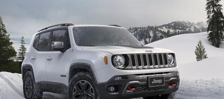 νέο Jeep Renegade!