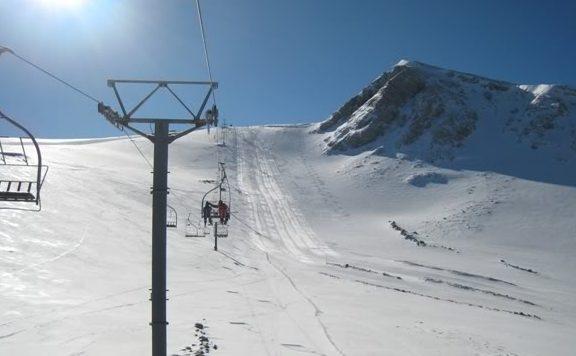 παρνασσος σκι