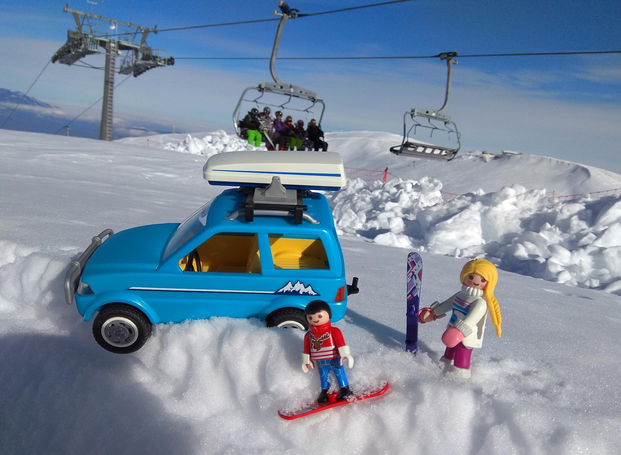 Παρνασσός Playmobil